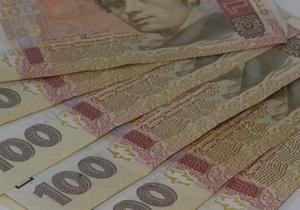 Украина в первом квартале вышла на профицит госбюджета почти в 1 млрд грн