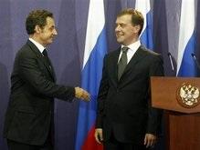 Медведев и Саркози дополнили план урегулирования ситуации на Кавказе