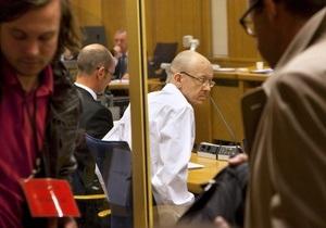 Суд Швеции приговорил стрелка, убивавшего иммигрантов, к пожизненному заключению