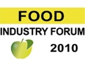Логистика пищевой отрасли. Компания УВК выступит партнёром Food Industry Forum 2010