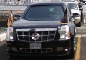 Москаль: Могилеву купили Cadillac Escalade за миллион гривен