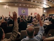 В парламенте Ирака поссорились из-за нефтяной провинции
