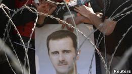 Правозащитники призывают Россию не поддерживать Асада