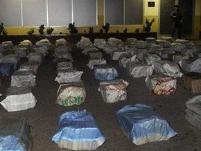 Доминиканские полицейские конфисковали рекордную партию кокаина на $45 млн