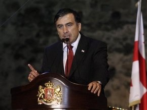 Саакашвили: Грузия добьется объединения страны мирным путем