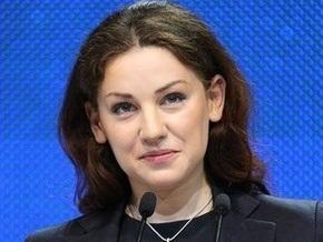 Депутат Леся Оробец родила девочку Софийку