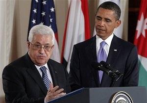 Махмуд Аббас посоветовал Ахмадинеджаду не вмешиваться в дела Палестины