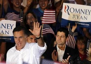 Штаб Обамы заявил, что Ромни и Райан способны  повторить катастрофические ошибки
