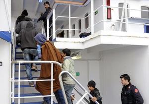 Глава ПАСЕ призвал Италию не высылать иммигрантов назад в Тунис