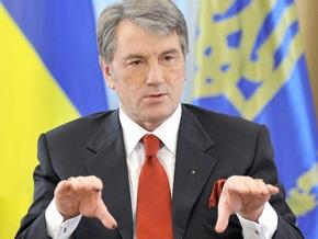 Ющенко рассчитывает на очередной транш от МВФ