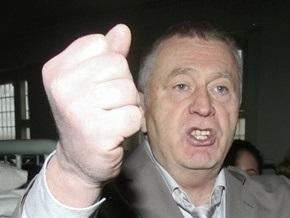 Завтра Жириновский снова пикетирует посольство Украины в Москве