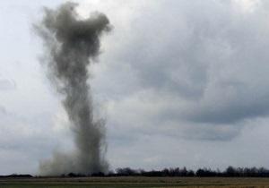 На военно-морской базе Кипра произошла серия мощных взрывов: есть жертвы