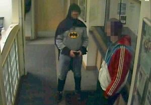 Новости Великобритании: СМИ раскрыли тайну британского Бэтмена
