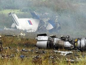 Интерфакс: Возобновлено расследование катастрофы Ту-154 под Донецком