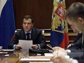 Медведев: Украинская власть - заложница межклановых столкновений