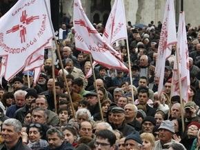 После Пасхи грузинская оппозиция будет проводить решающие митинги