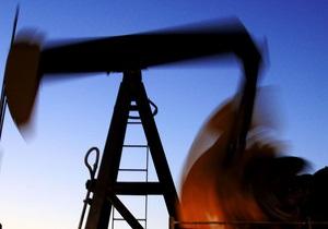 Мировые цены на нефть продолжили снижение из-за кризиса в еврозоне