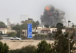 Ливийский генерал обвинил НАТО в гибели 1108 мирных жителей