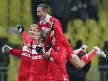 Чемпионат России: Москва впервые побеждает, Рубин впервые проигрывает