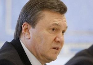 Янукович взял под личный контроль дело о смерти студента в милиции