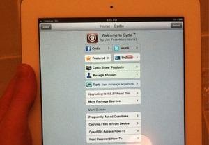 Хакер взломал iPad 2, открыв доступ к альтернативе iTunes