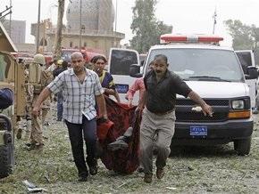 Теракт в Багдаде: арестованы десятки полицейских