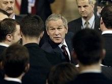 Буш на саммите НАТО отличился новыми ляпами