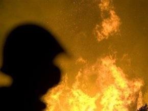 На шахте в Луганской области пятые сутки тушат пожар