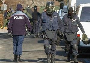 Протестующие против экономического форума в Давосе активисты устроили взрывы в Цюрихе