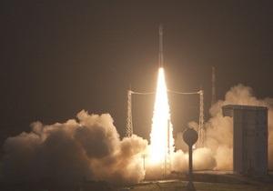 Первая европейская легкая ракета была запущена с украинским двигателем