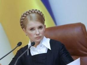 Тимошенко заверила японцев, что не относится к наивным премьер-министрам