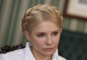 Тимошенко: Связанная с именем Гонгадзе свобода слова еще вернется в Украину