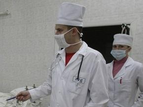 Украинские врачи призвали политиков заниматься политикой, а не комментировать эпидемию