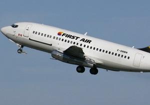 МИД: Украинцев не было среди пассажиров самолета, потерпевшего крушение в Канаде