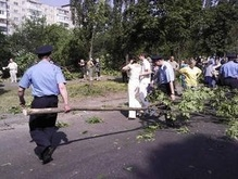 Черновецкий обвинил милицию в конфликте на Березняках