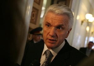 Литвин заявил, что не получал предложений о переформатировании коалиции