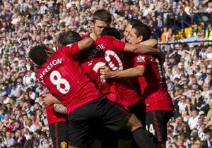 Манчестер Юнайтед установил телевизионный рекорд