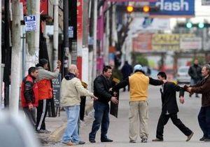 Грабитель пять часов удерживал около сорока заложников в аргентинском банке
