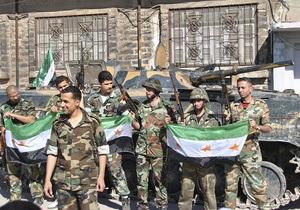 ООН: не подтверждено, что Сирия готовит химоружие