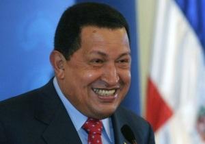 Глава Роснефти передал Чавесу щенка от Путина