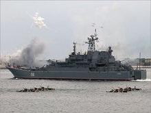 Грузия: Российские корабли блокируют грузинские порты
