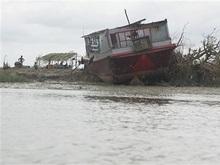 Судно с гуманитарной помощью затонуло у берегов Мьянмы