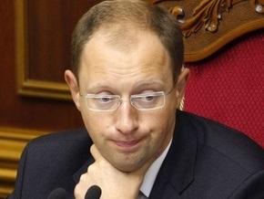 Яценюк закрыл Раду: До новых встреч
