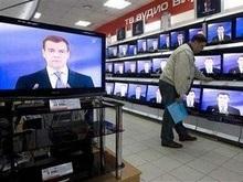 Ющенко, Тимошенко и Яценюка просят запретить российские каналы