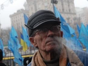 ПР требует от Черновецкого прекратить нарушение конституционных прав киевлян