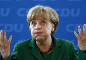 Меркель призывает лидеров ЕС решиться на амбициозный план интеграции