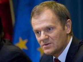 Туск: Чем лучше отношения ЕС-Россия, тем лучше для Польши