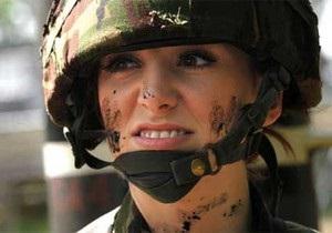 Обладательница титула Мисс Англия-2009 уйдет в армию