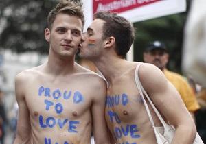 В Киеве снова собираются провести гей-парад