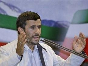 Ахмединеджад официально объявлен победителем на президентских выборах в Иране